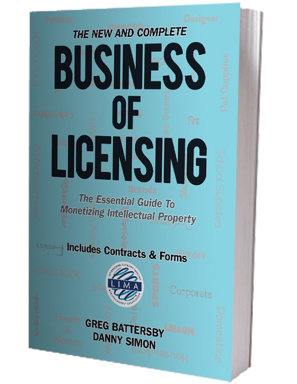 Cover for the Business of Licensing book